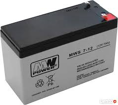 Akumulator MW Power 7,2 Ah